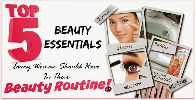 Top 5 Beauty Essentials Every Woman Should Have In Their Beauty Routine, By Barbies Beauty Bits and Schick