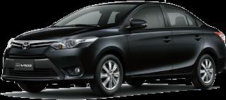 Toyota Vios Karawang