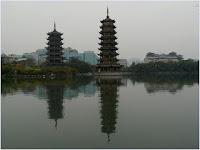 ทะเลสาบซานหู (Shan Hu Lake)