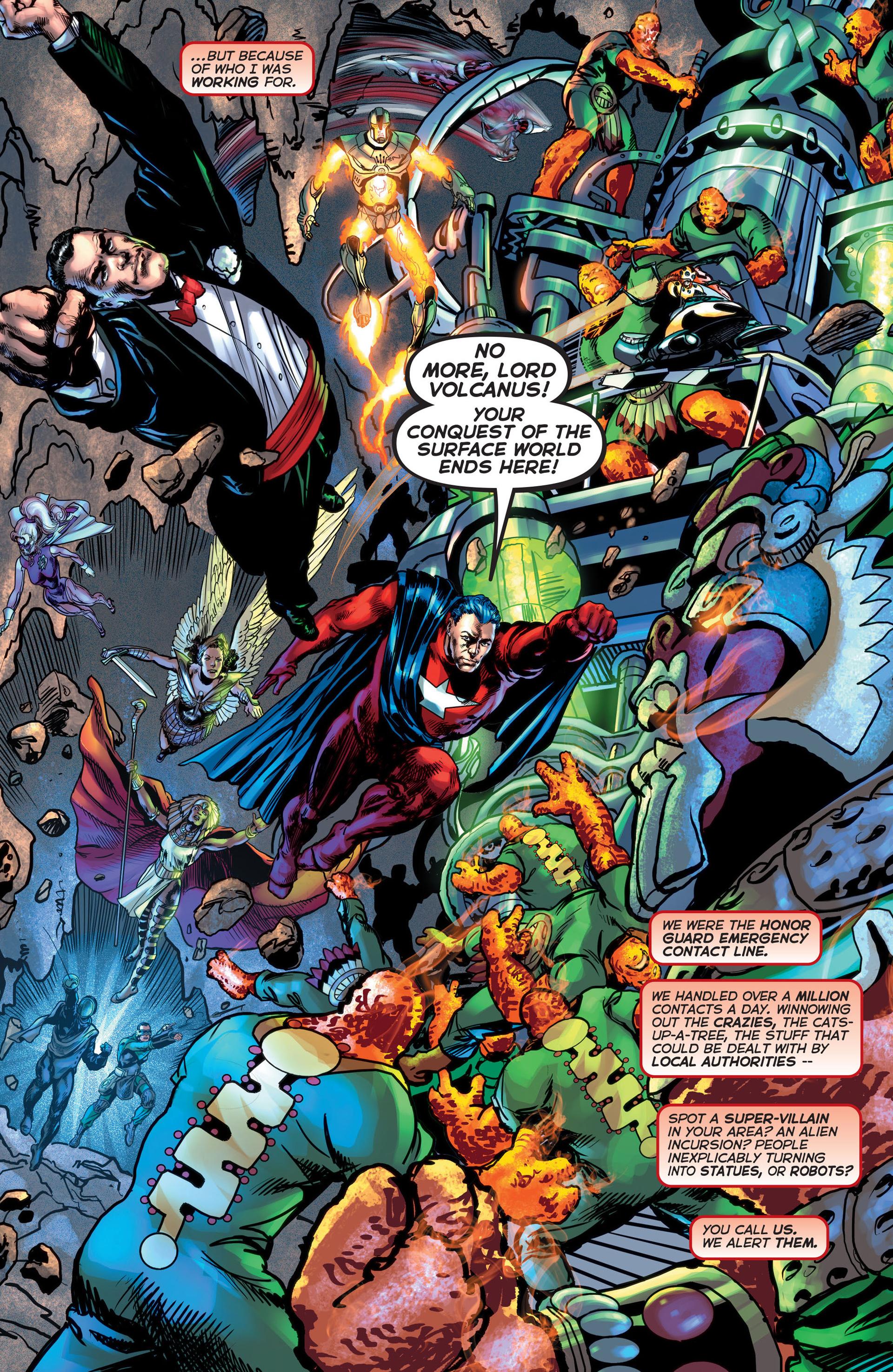 Read online Astro City comic -  Issue #2 - 6