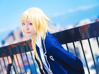 Jeanne D arch  Beautifull Cosplay Collection