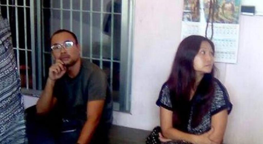 Wartawan kena penjara di Myanmar
