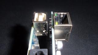 Arduino Ethernet Shield - Detalhe
