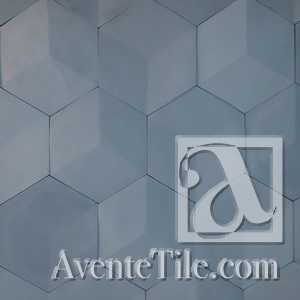 New products and tile trends, like these cement wall tiles in relief, are trends we'll share here.