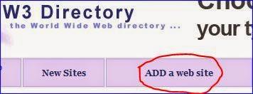 cara mendapatkan backlink dari w3 directory