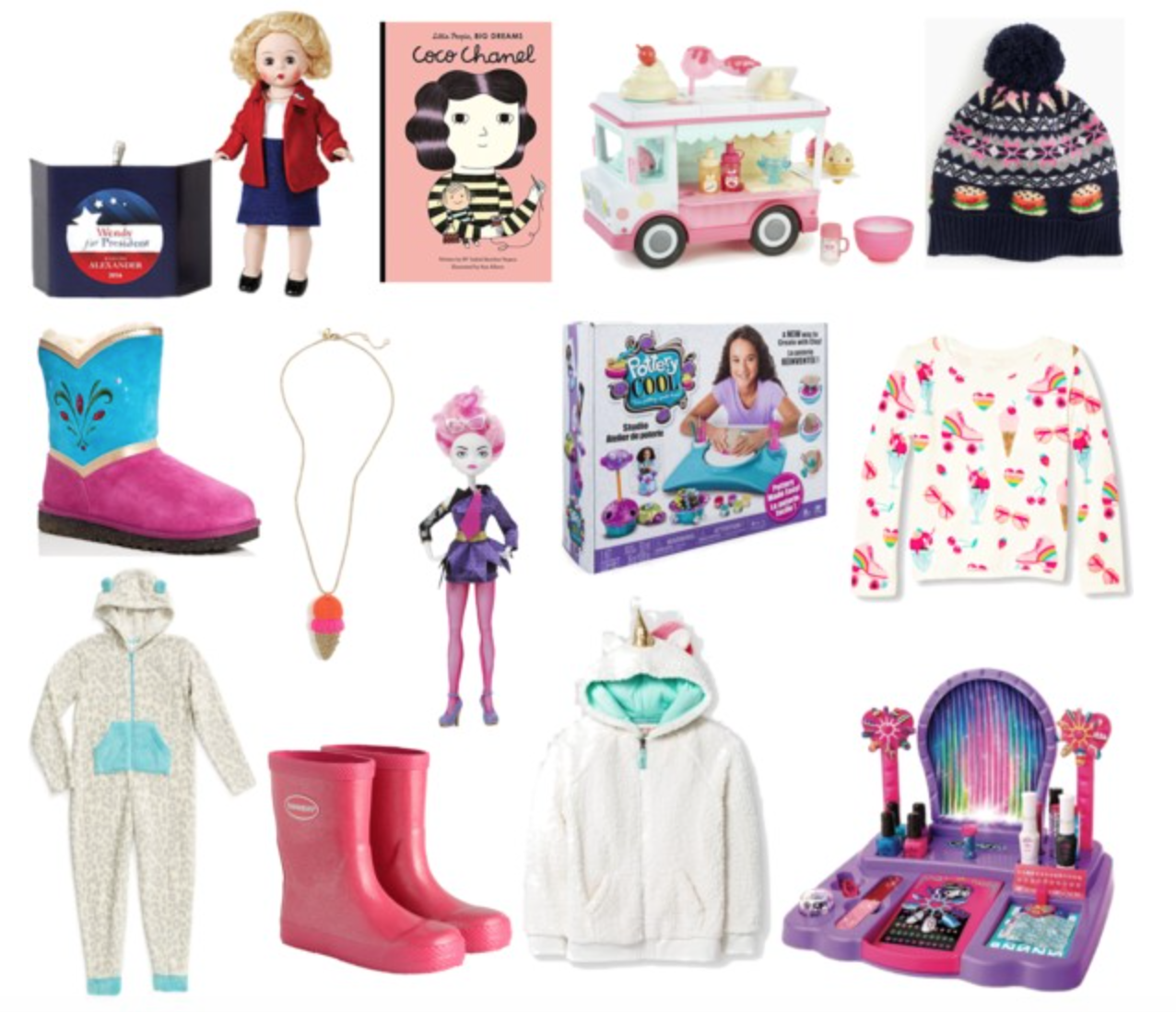 the sparkly life: Gift Guide: The Best Gifts For Little Girls