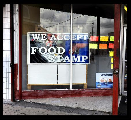 Data Of Food Stamps Vote