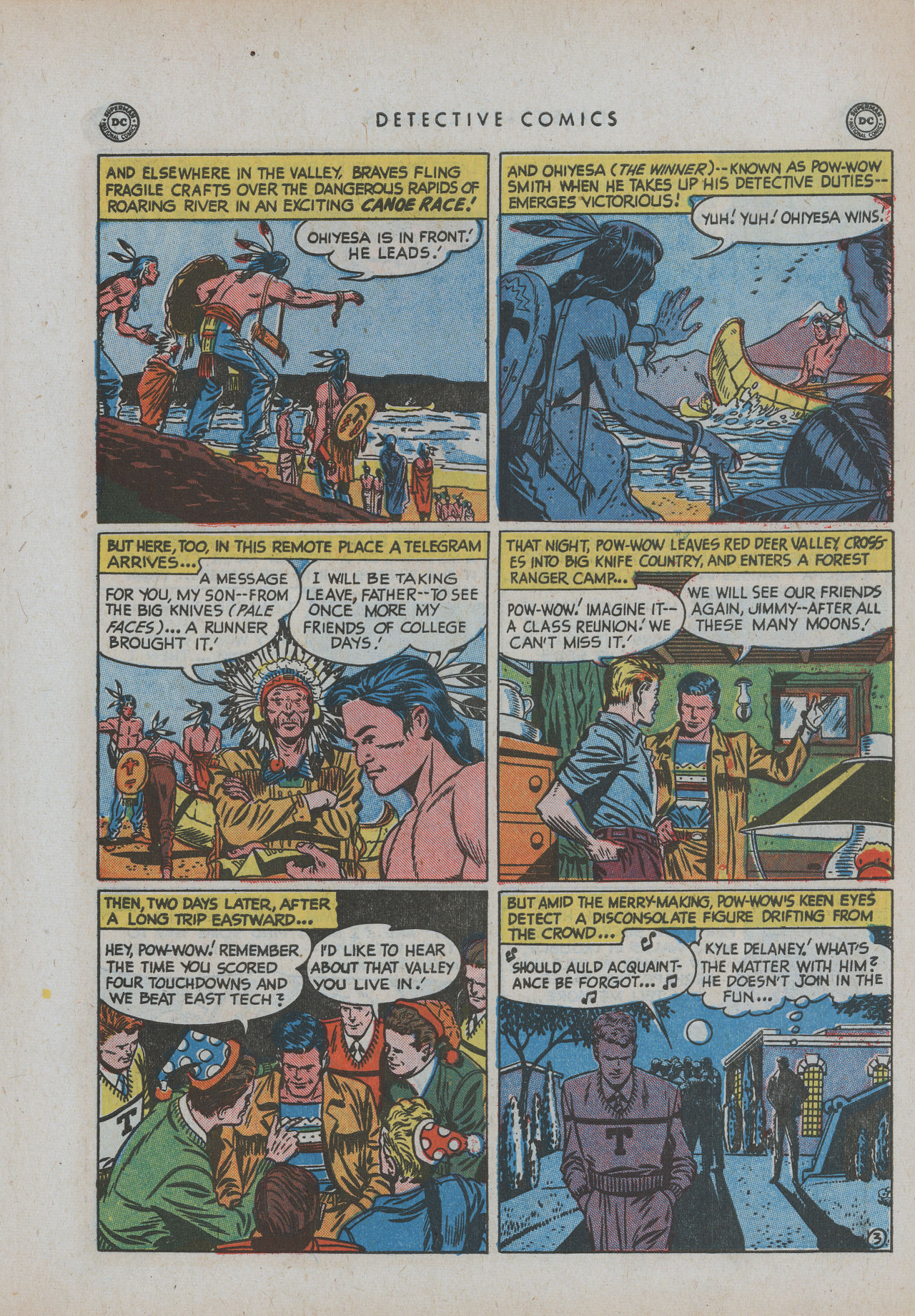 Read online Detective Comics (1937) comic -  Issue #154 - 41