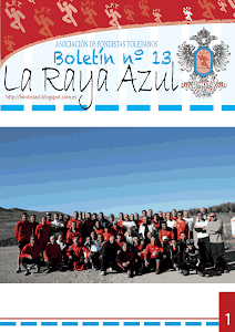 Remembering LA RAYA AZUL