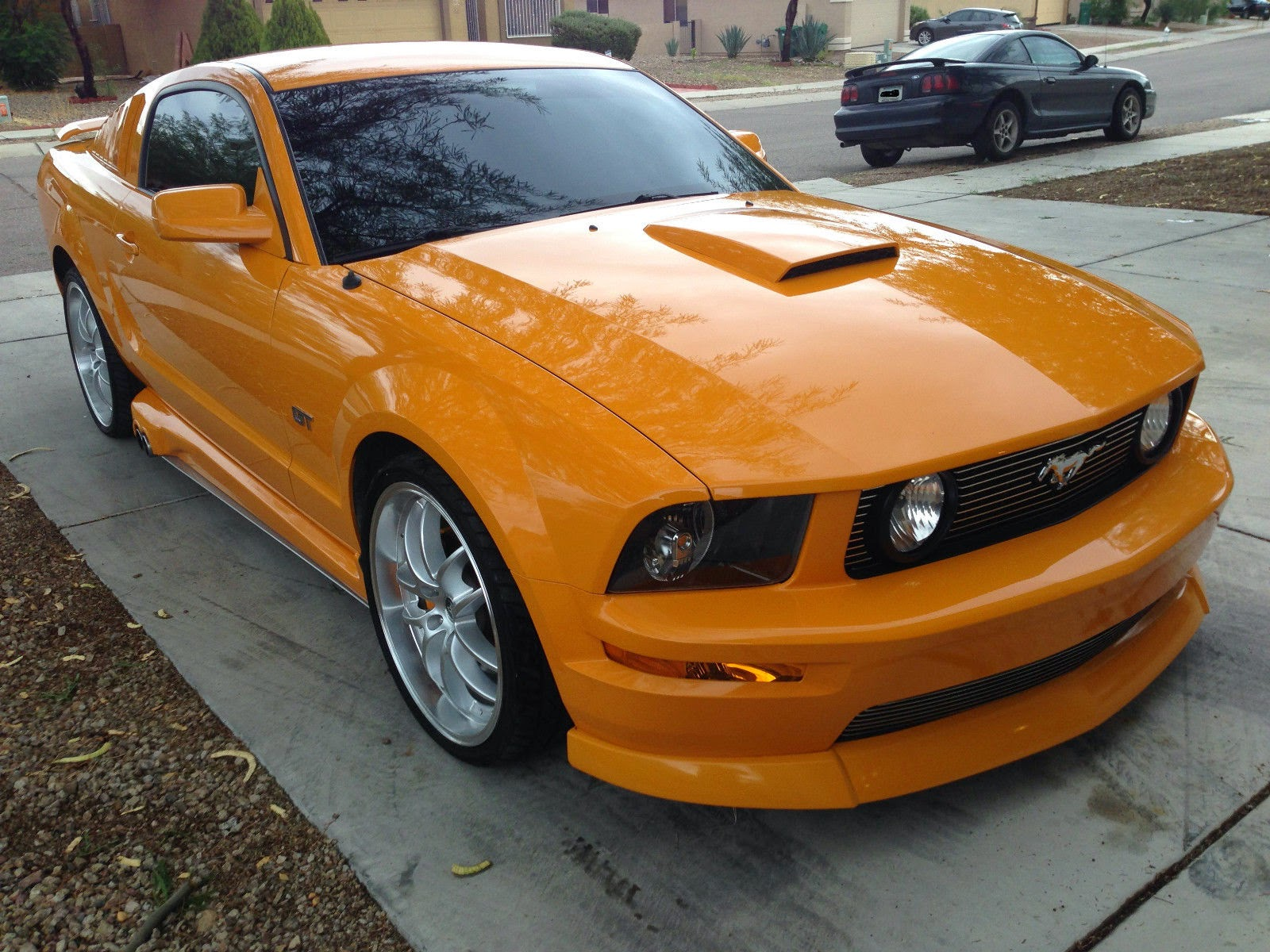 2008 Ford Mustang GT SUPERCHARGED 550HP