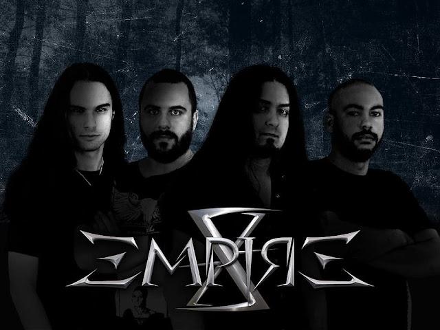 X-Empire: banda anuncia nova formação!