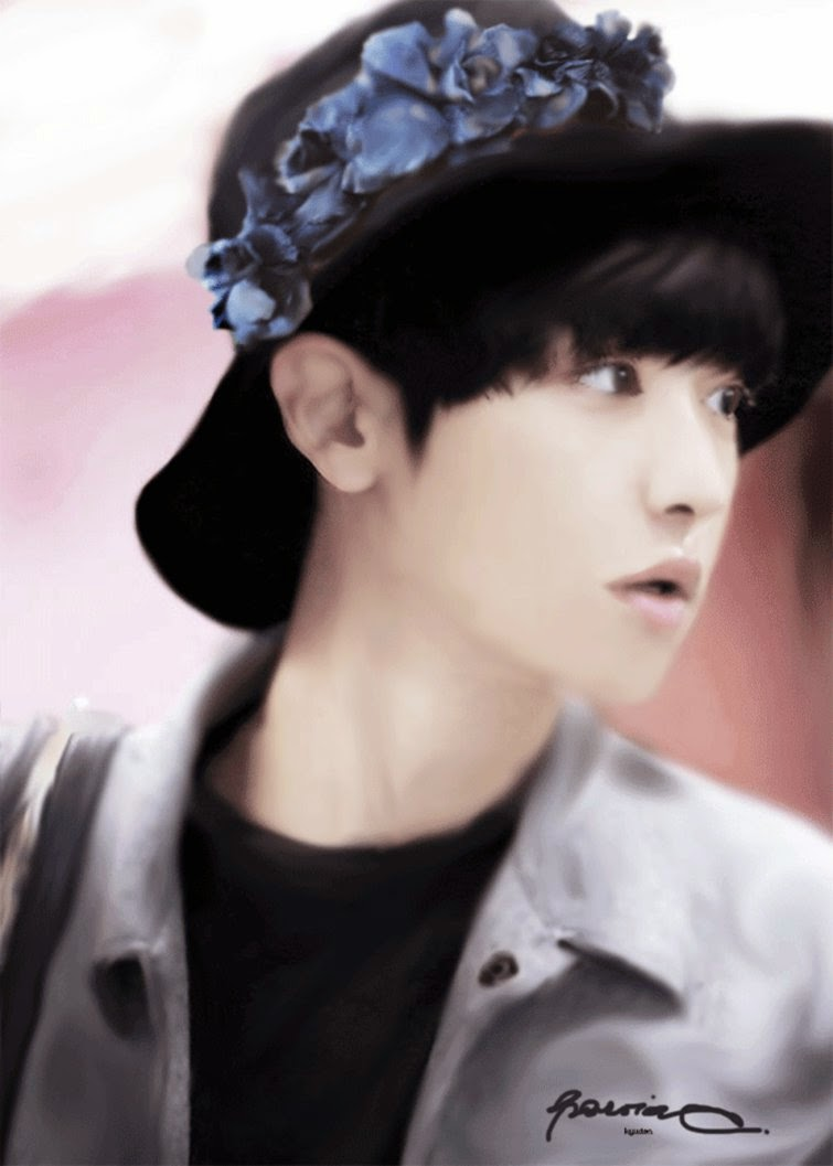 Favorite Selca Of Chanyeol EXO Christine Hobbies