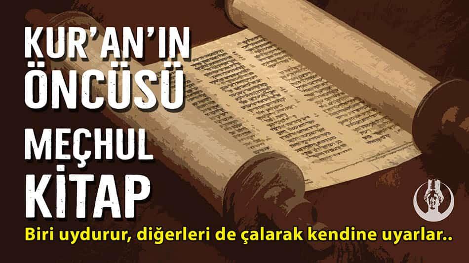 din, islamiyet, Kur'an'ın kökeni, Kur'an nasıl oluştu?, Kur'an yazılırken nelerden faydalanıldı?, Kur'an'ın öncüsü, Ur-Kur'an, Ur Kur-an, Kur'an'da süryani metinleri, Tevrat ve Kur'an,