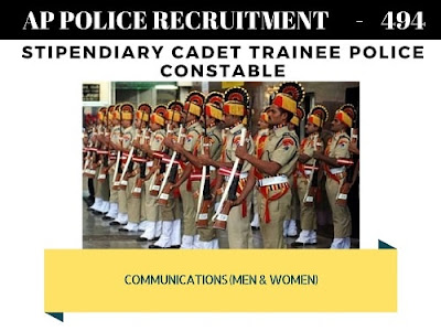 AP police Communication Constable