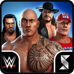 WWE Champions 2020 - Free Puzzle RPG Game - VER. 0.451 (God Mode - High Damage) MOD APK