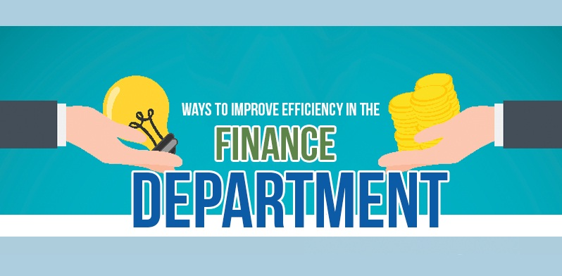 Make Finance and Accounting Department More Efficient and Productive