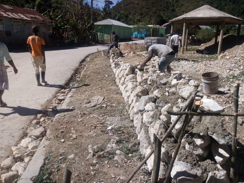 Polo: Alcaldesa Danilsa Cuevas destaca obras en construcción