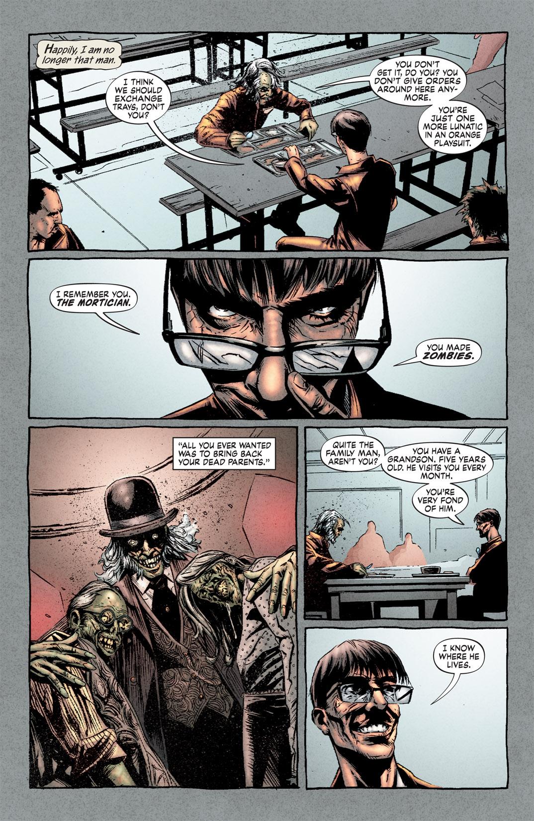 Detective Comics (1937) 864 Page 5