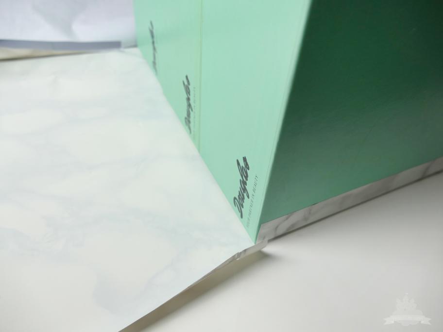 DIY Schubladen Kosmetikaufbewahrung Schritt 3