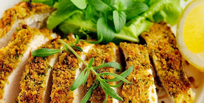 Chicken Escalope Recipe