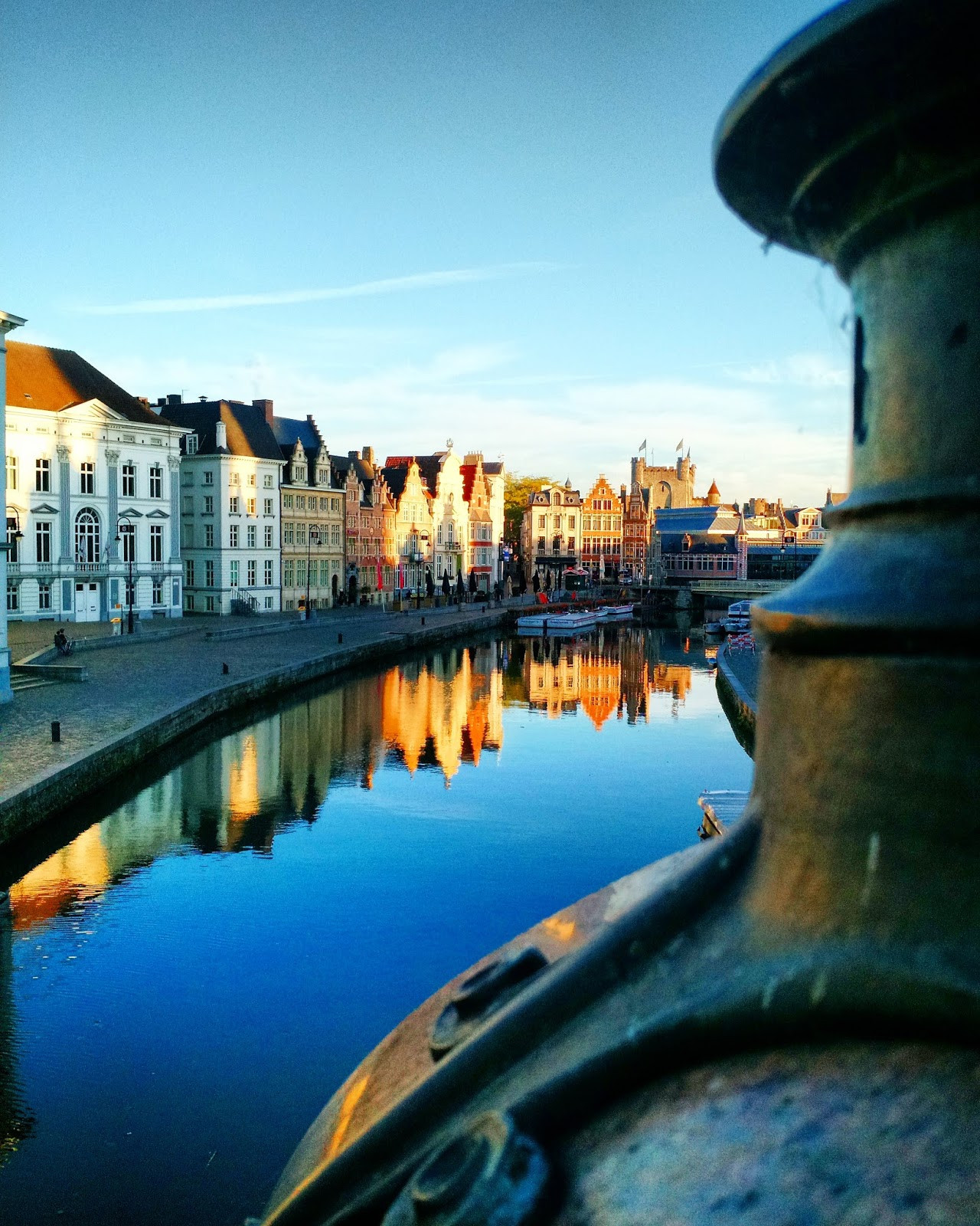 Le Chameau Bleu - Escapade à  Gand - Belgique