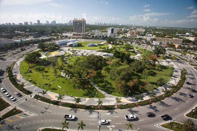 Informações do Arts Park at Young Circle em Miami