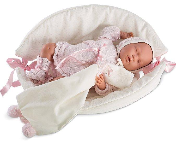 bebé realista para niños - llorens