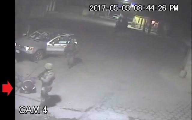 Ejército también realizó video grabaciones de enfrentamiento