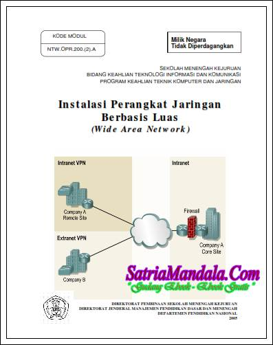 Ebook Instalisasi Wide Area Network
