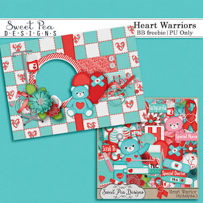 {Featured} Heart Warriors Collection + Freebie