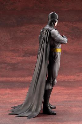 Figuras: Imágenes y detalles del Batman Ikemen - Kotobuikiya