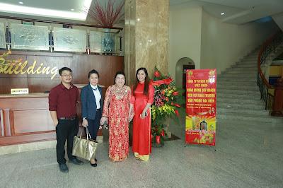 Bà Nguyễn Thị Phấn Chủ tịch kiêm tống giám đốc công ty Fataco Bến Tre
