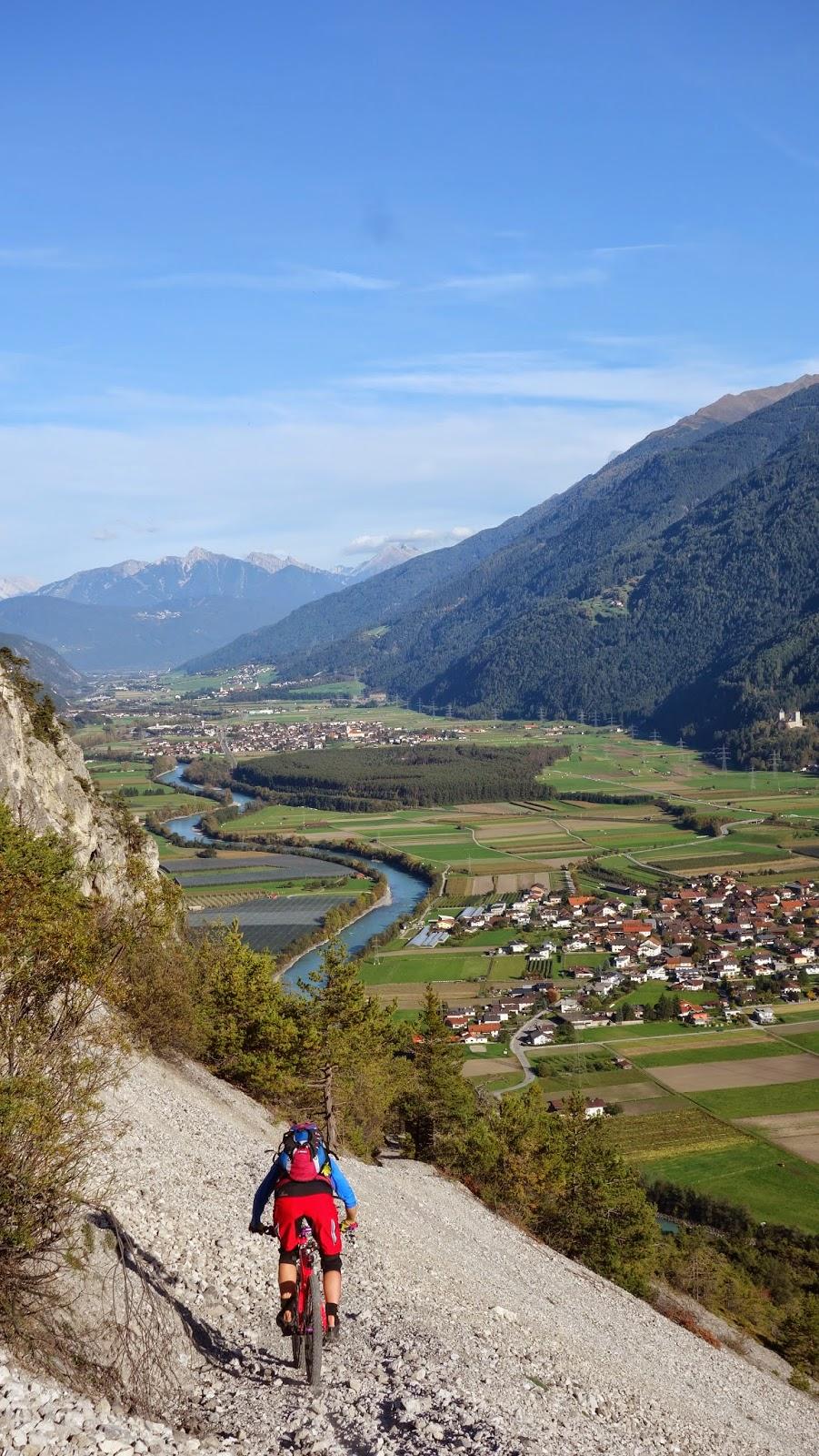 die schönsten mtb touren der alpen