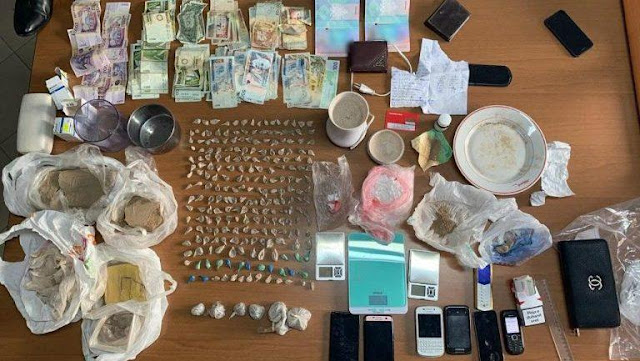 Cocaine Laboratory in Tirana, 5 detained