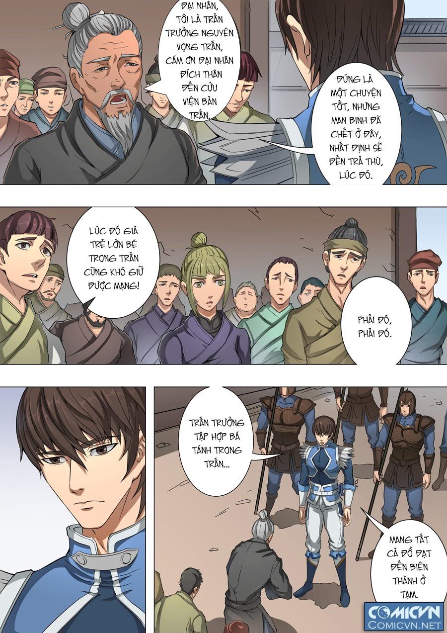 Đường Dần tại Dị Giới trang 1