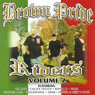 Various Artists - Brown Pride Riders Vol. 2 (2013)