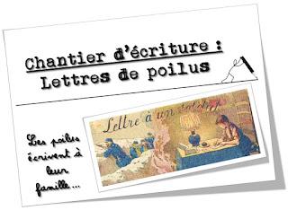 http://www.teachercharlotte.blogspot.fr/2016/02/chantier-decriture-lettres-de-poilus.html