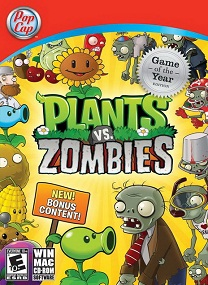 Plants VS Zombies Game Of The Year Edition-CPY