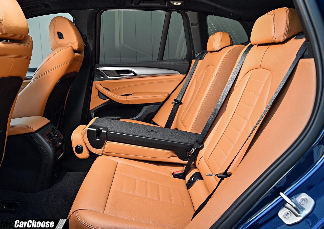 2018 2019 Bmw X3 M40i Review Car Details