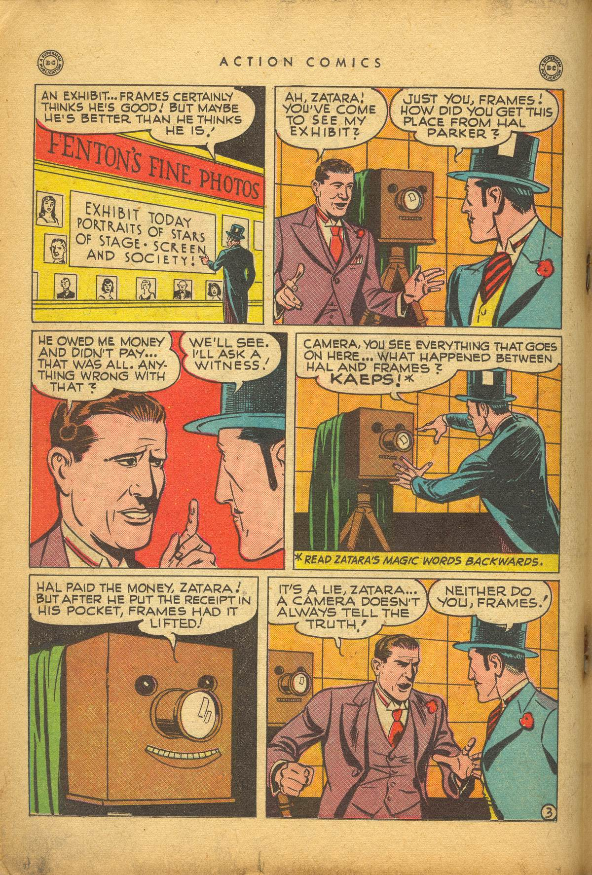Read online Action Comics (1938) comic -  Issue #112 - 26