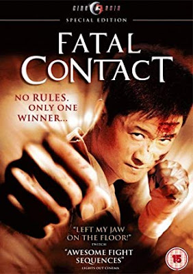 Fatal Contact 2006 Dual Audio Hindi 720p BluRay 850MB