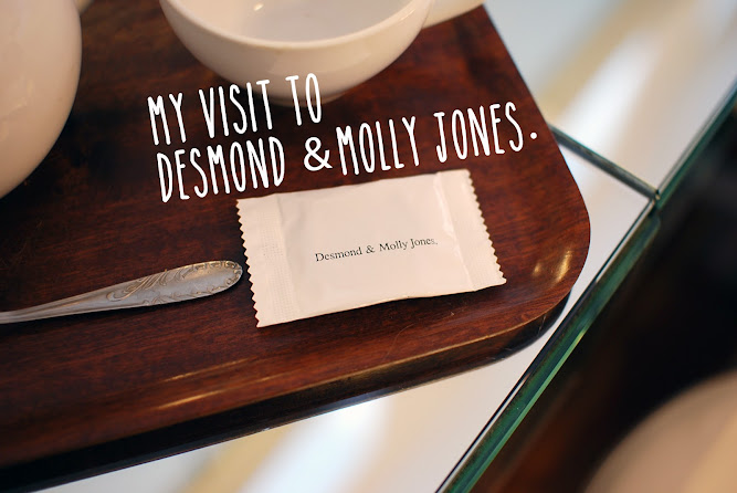 Desmond and Molly Jones Hair Salon Sydney