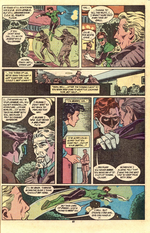 Read online Secret Origins (1986) comic -  Issue #50 - 64