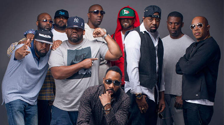 Wu Tang Clan 2017 Rappers hip hop