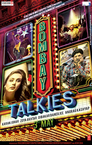 Bombay Talkies (2013) Movie Poster