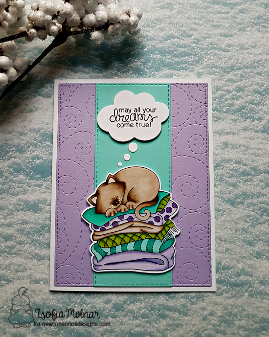 May all your dreams come true by Zsofia features Newton's Naptime by Newton's Nook Designs; #newtonsnook