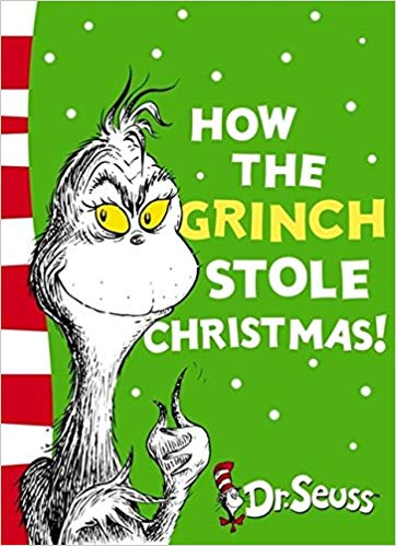 The Grinch Who Stole Christmas coloring pages holiday.filminspector.com