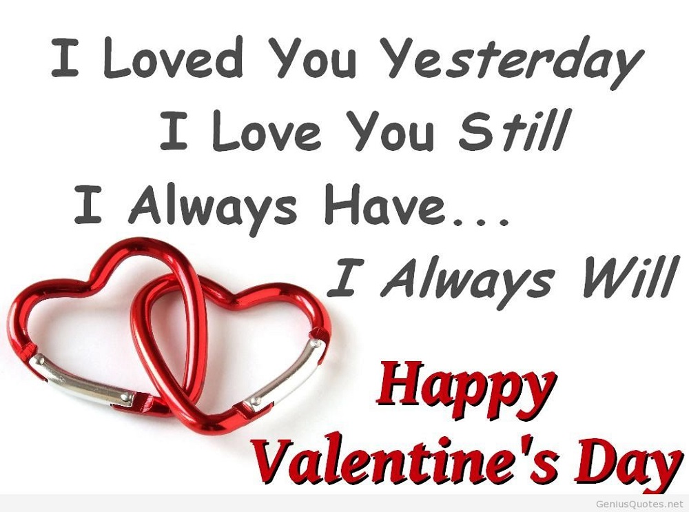 Happy Valentines Day Quotes For Lovers