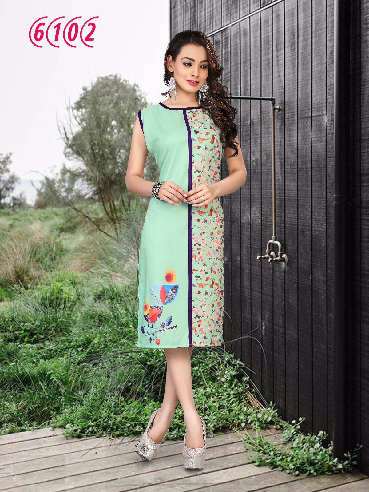 659b5dc927 Vol 11 - College Fashion Of Kurti Buy Online - Helix Enterprise