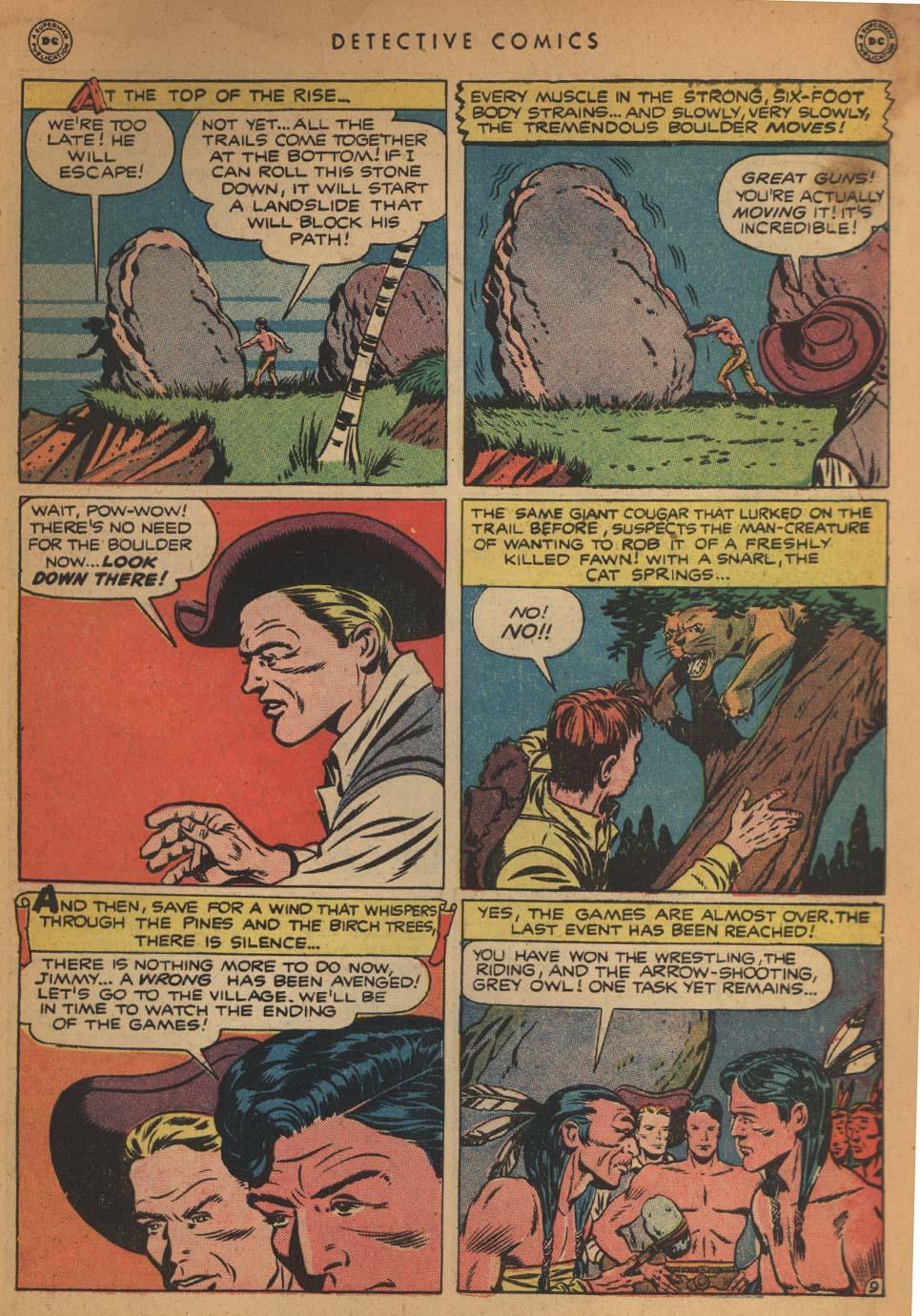 Read online Detective Comics (1937) comic -  Issue #152 - 47